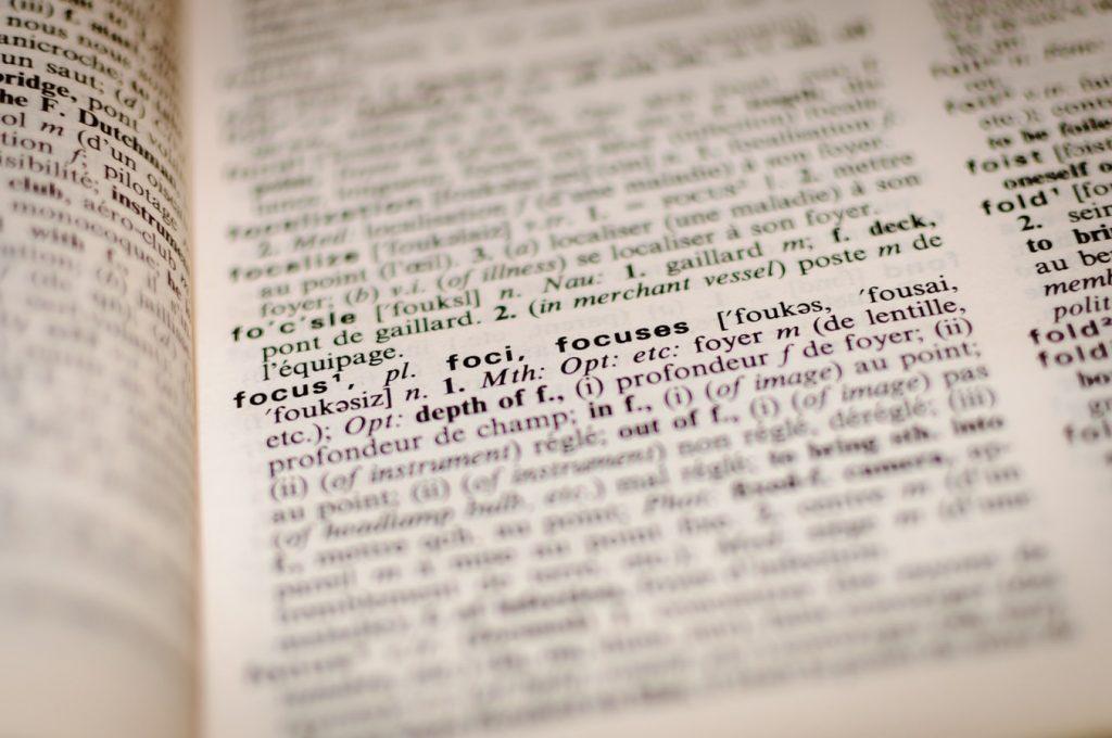 Servizi di traduzione professionali in Inglese